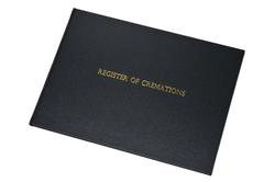 Register of cremations