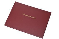 Register of Property