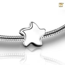Sterling Silver Angelic Star Bracelet Charm (PRICE REDUCED)