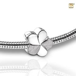 Sterling Silver Flower Bracelet Charm (PRICE REDUCED)