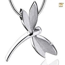 Sterling Silver Dragonfly Pendant (PRICE REDUCED)