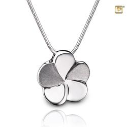 Sterling Silver Flower Pendant (PRICE REDUCED)