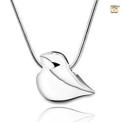 Sterling Silver Soulbird Pendant (PRICE REDUCED)