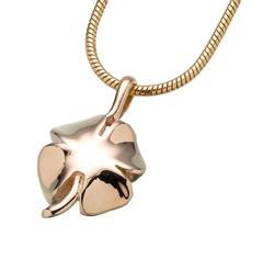 Gold Vermeil 4 Leaf Clover Pendant (PRICE REDUCED)