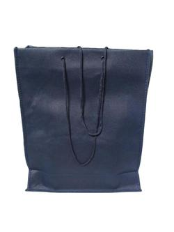 Canvas Property Bag (Navy)