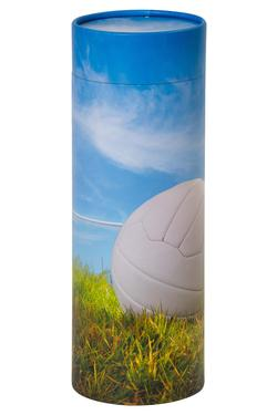 Large Scattering Tube - Football