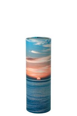 Medium Scattering Tube - Ocean Sunset