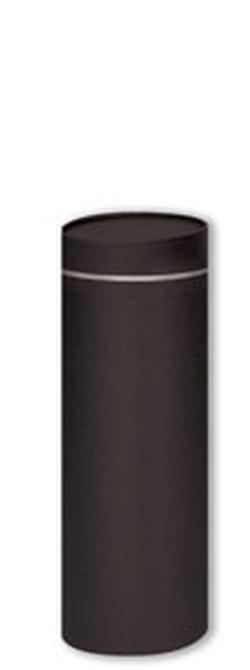 Medium Scattering Tube - Charcoal