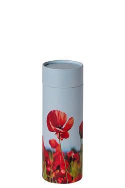 Medium Scattering Tube - Poppy