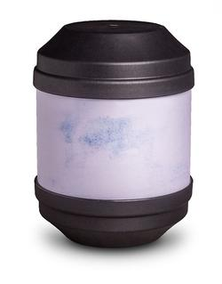 Biodegradable Urn with Writable Surface (Black)