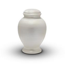 Biodegradable Urn (White)