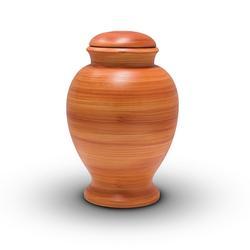 Biodegradable Urn (Burnt Orange)