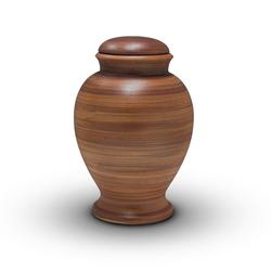 Biodegradable Urn (Walnut)