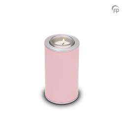 CANDLE HOLDER KEEPSAKE (PINK) (CLEARANCE ITEM. LIMITED STOCK)
