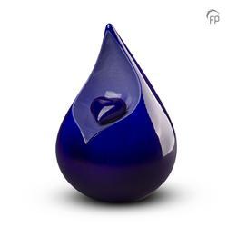 Ceramic Urn Celest (Teardrop with Heart Insert)