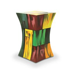 Glass Fibre Urn (Lantern Design)