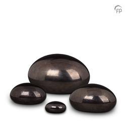 Small Lava Stone Crystal Urn