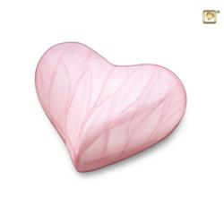 KEEPSAKE HEART (PINK)  (CLEARANCE ITEM. LIMITED STOCK)