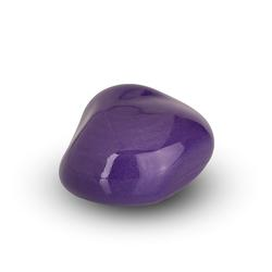 Cuddle Stone (Violet High Shine)