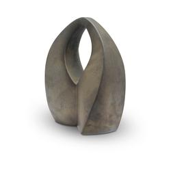 Ceramic Urn (Natural Stone)