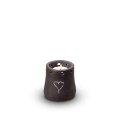 Ceramic Candle Holder Keepsake (Writable Surface)