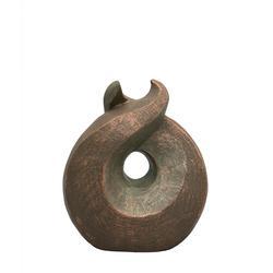 Ceramic Statue Urn