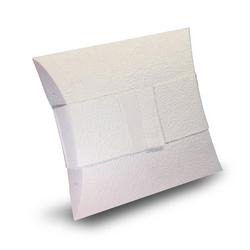 Biodegradable Urn (Pillow Style - White)