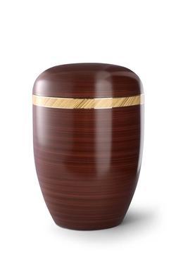 Arboform Urn (Milano Edition - Chestnut Brown)