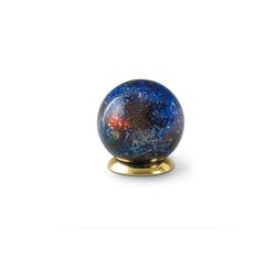 Glass Globe Keepsake - Blue