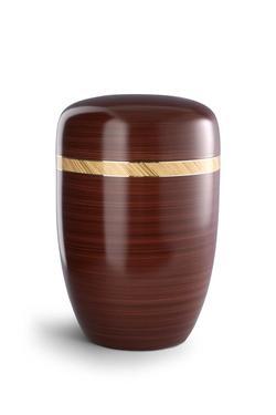 Steel Urn (Milano Edition - Chestnut Brown)