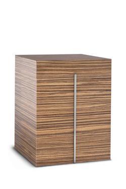 Wooden Urn (Bologna Edition in Zebrano)