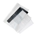 Large clear plastic sacks