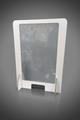 Sneeze screen with aperture - cardboard