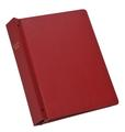 Red A4 Looseleaf minute binder