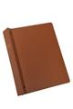 Tan A4 Looseleaf minute binder