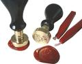 Traditional Brass Wax Seals