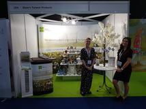 Shaw's Funeral Products exhibits at the National Funeral Exhibition 2019