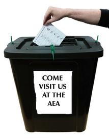 See you at the AEA next week?