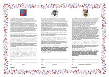 Twinning agreement certificates now part of our bespoke offering